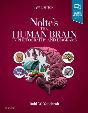Nolte's The Human Brain in Photographs and Diagrams, 5e