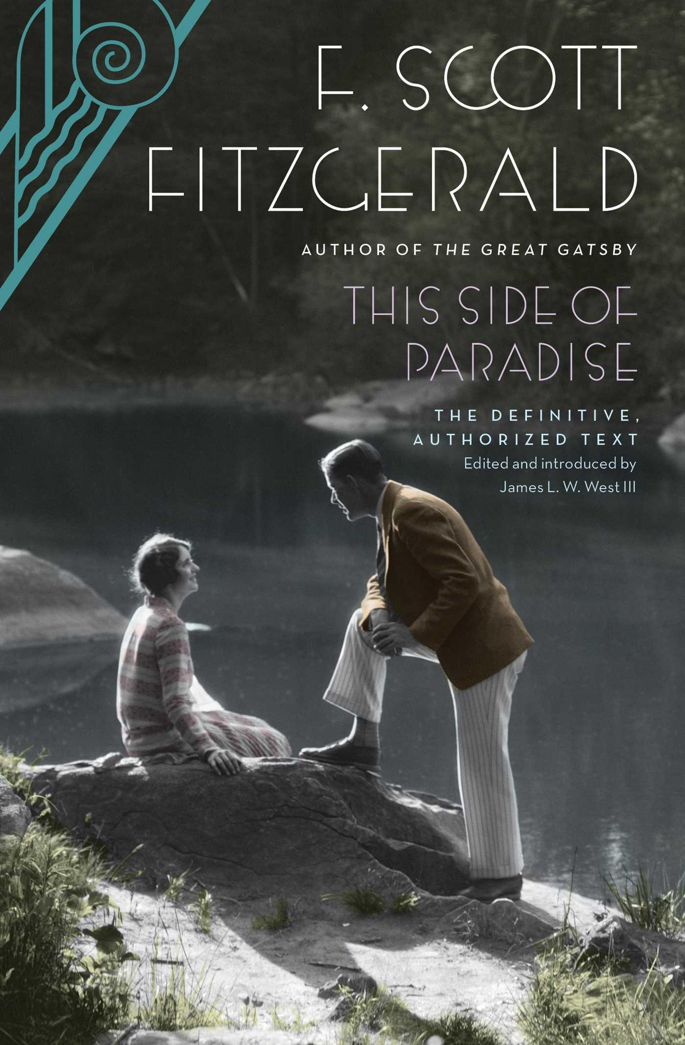 an analysis of amory blaine and his search for identity in this side of paradise by f scott fitzgera