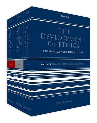 The Development of Ethics by Terence Irwin, ISBN: 9780199695287