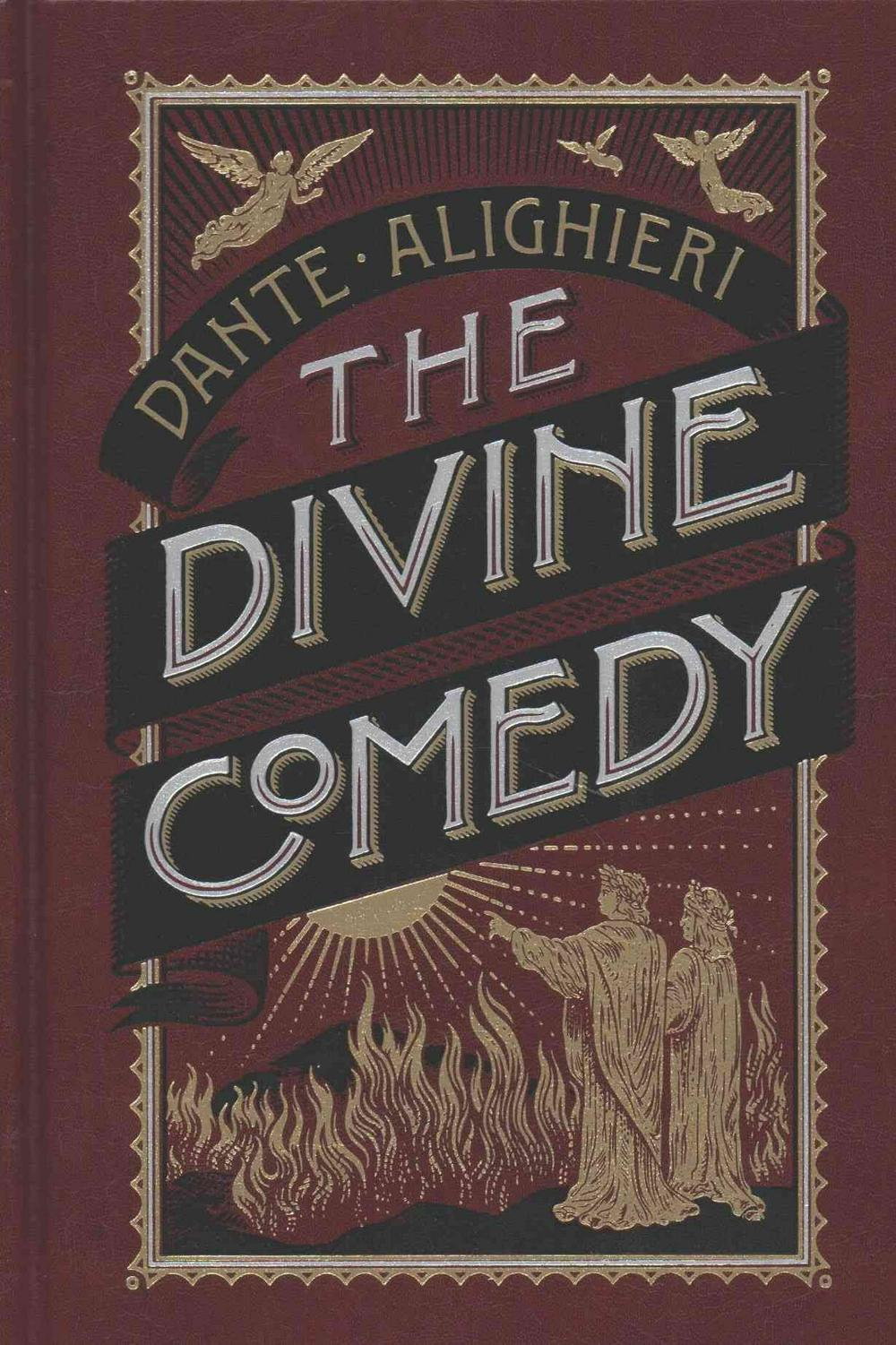 Divine ComedyBarnes & Noble Leatherbound Classic Collection