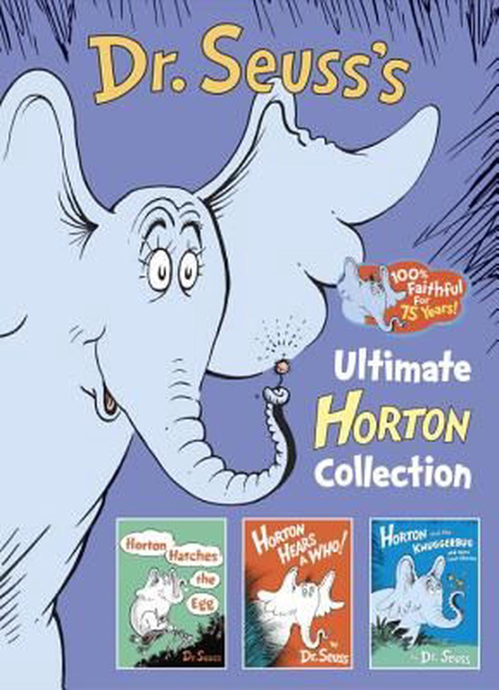Dr. Seuss's Ultimate Horton Collection 3C BX SET
