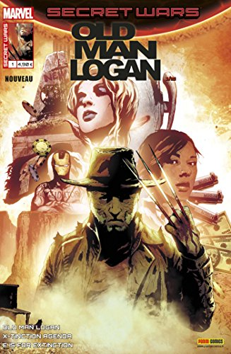 Secret Wars : Old Man Logan 1