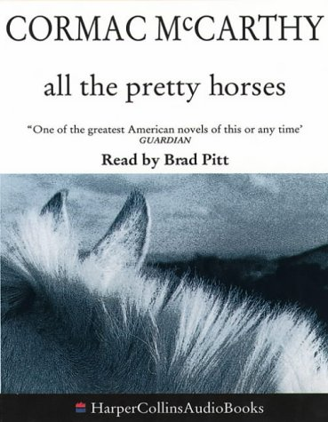 a review of the novel all the pretty horses All the pretty horses (novel)--criticism and interpretation peer-reviewed publications on questia are publications containing articles which were subject to evaluation for accuracy and substance by professional peers of the article's author(s.