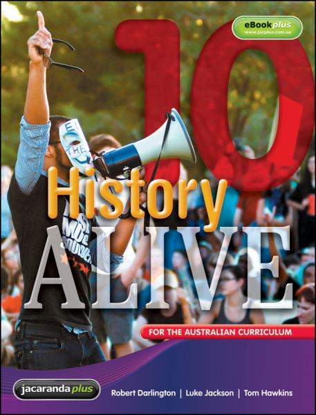 History Alive 10 for the Australian Curriculum and EBookPLUS (Paperback)
