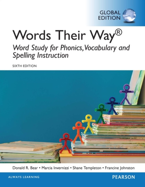 Words Their WayWord Study for Phonics, Vocabulary, and Spellin...