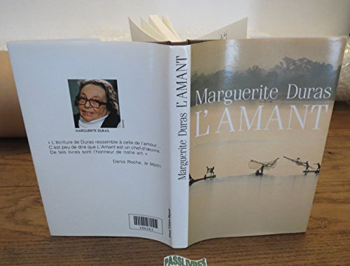 Cover Art for L'Amant, ISBN: 9782724265941