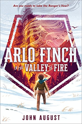 Arlo Finch in the Valley of FireArlo Finch