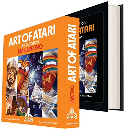 Art Of Atari HC Deluxe Edition
