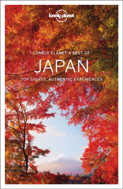 Lonely Planet Best of JapanTravel Guide