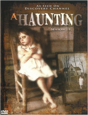 Cover Art for A Haunting Season 1  [3 Discs], ISBN: 9325626004241