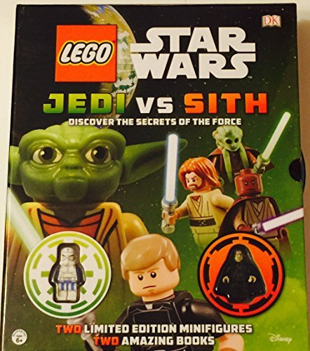 Booko: Comparing prices for LEGO® Star Wars Jedi vs Sith (2 limited ...