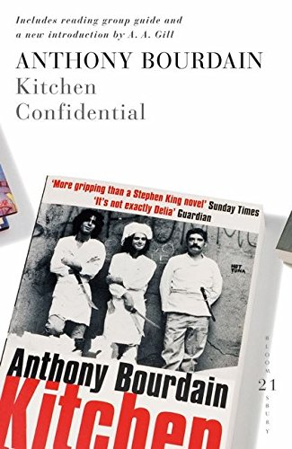 Kitchen Confidential 21 Great Blm Reads for 21st Century