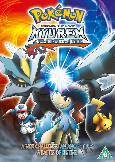 Pokémon: Kyurem Vs the Sword of Justice [Region 2]