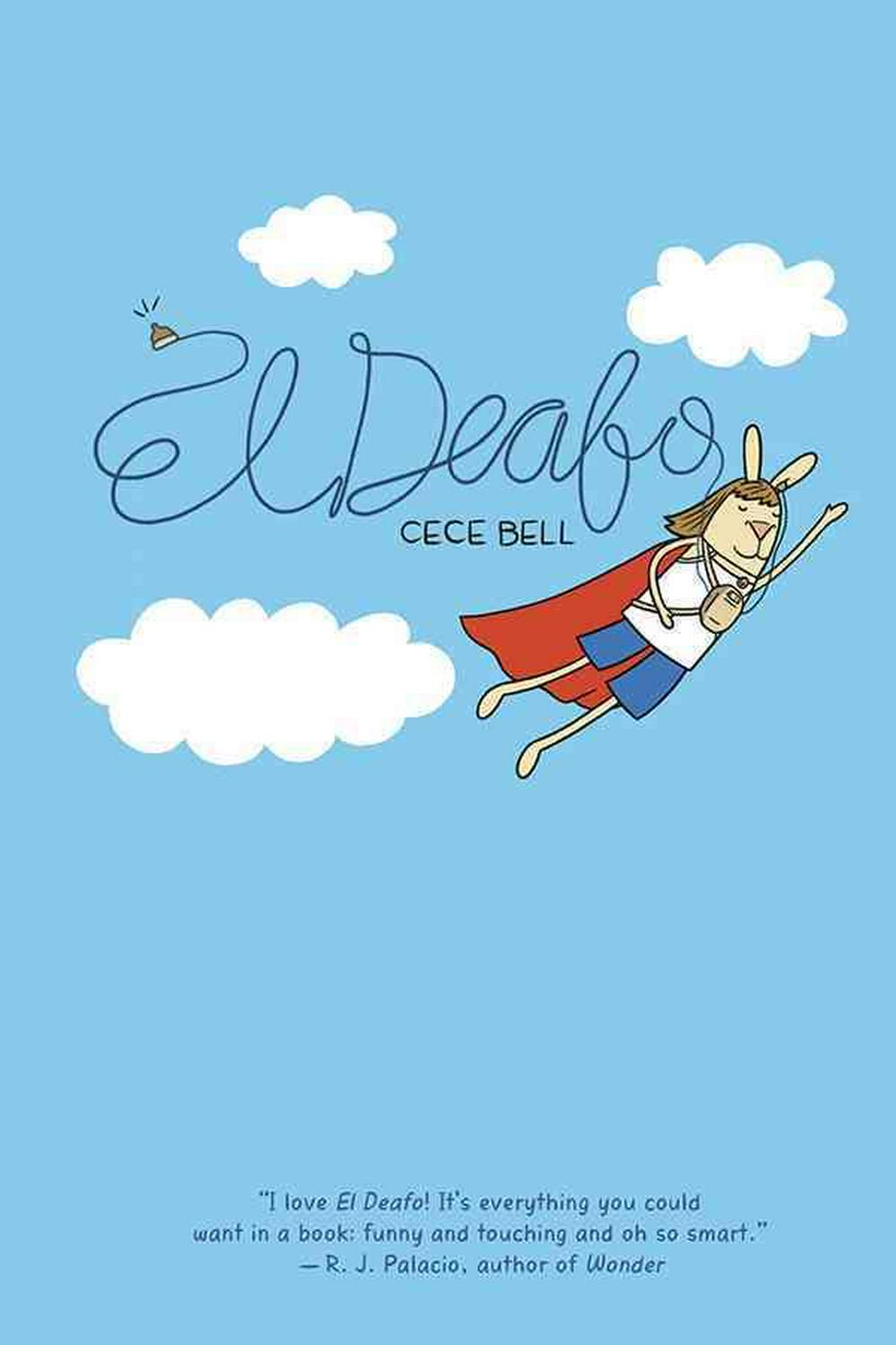 Cover Art for El Deafo, ISBN: 9780606361484