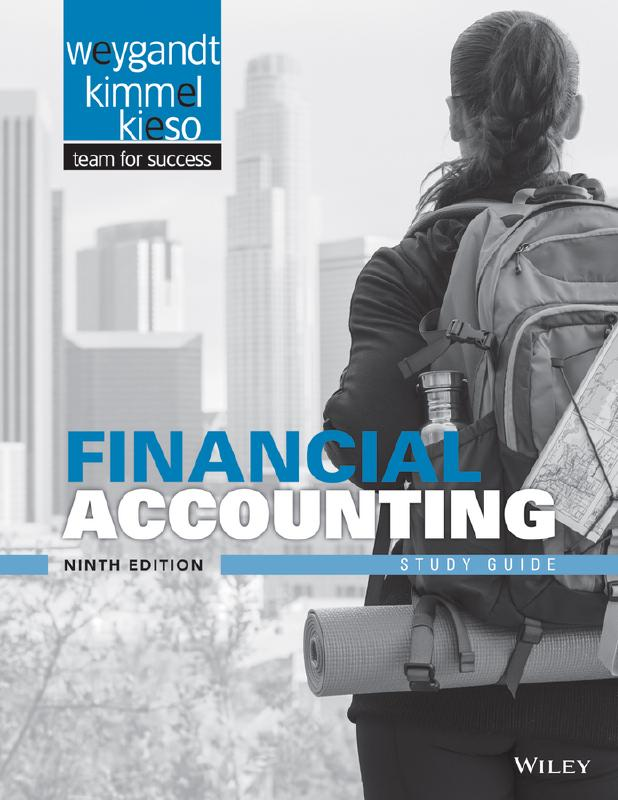 financial accounting study guide To the student about the study guide this study guide is a self-study aid designed to complement the sixth edition of john hoggett, lew edwards and john medlin's financial accounting 6e.