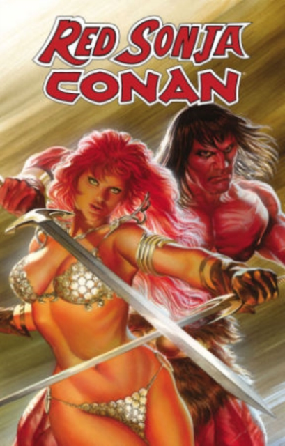 Red Sonja / ConanThe Blood of a God