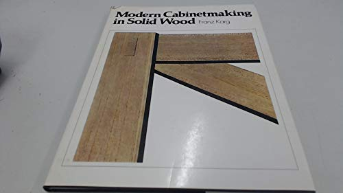 Modern Cabinet Making in Solid Wood