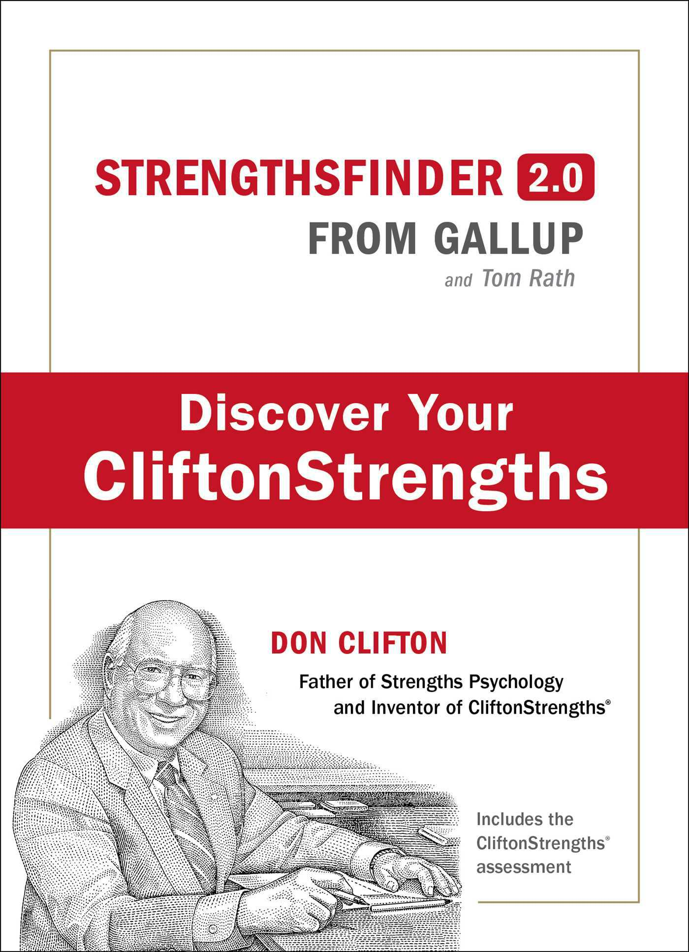 Strengths Finder 2.0 by Tom Rath, ISBN: 9781595620156
