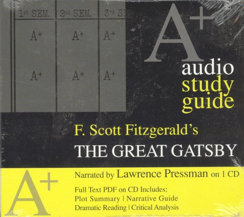 a critical analysis of the great gatsby f scott fitzgerald