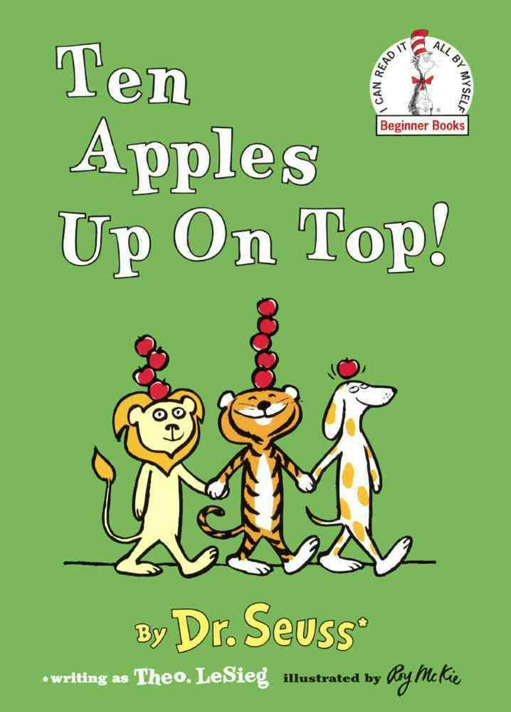Ten Apples Up on TopI Can Read It All by Myself Beginner Books (Har...