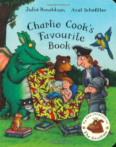 Charlie Cook's Favourite Book (BB)