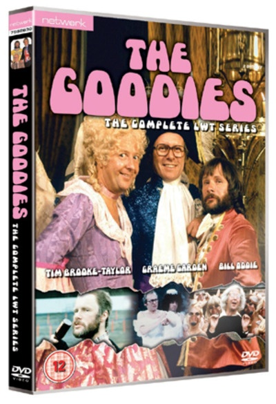 The Goodies - The Complete LWT Series [NON-USA FORMAT, PAL, Reg.2 Import - United Kingdom]