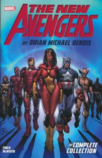New Avengers by Brian Michael Bendisthe Complete Collection Vol. 1