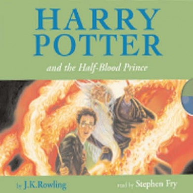 Harry Potter & the Half-Blood Prince Children's 17xCD