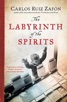 Labyrinth of the Spirits The