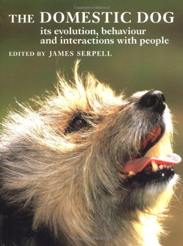 The Domestic Dog by James Serpell, ISBN: 9780521425377