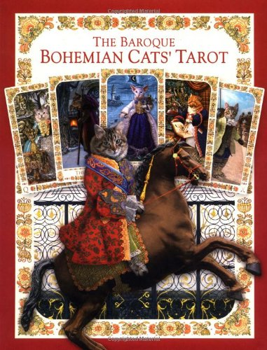 The Baroque Bohemian Cats' Tarot