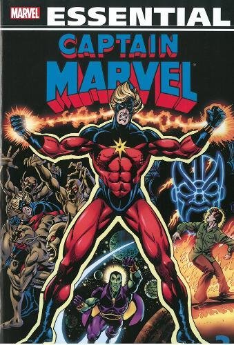 Essential Captain Marvel: v. 2 by Mike Friedrich, ISBN: 9780785145363
