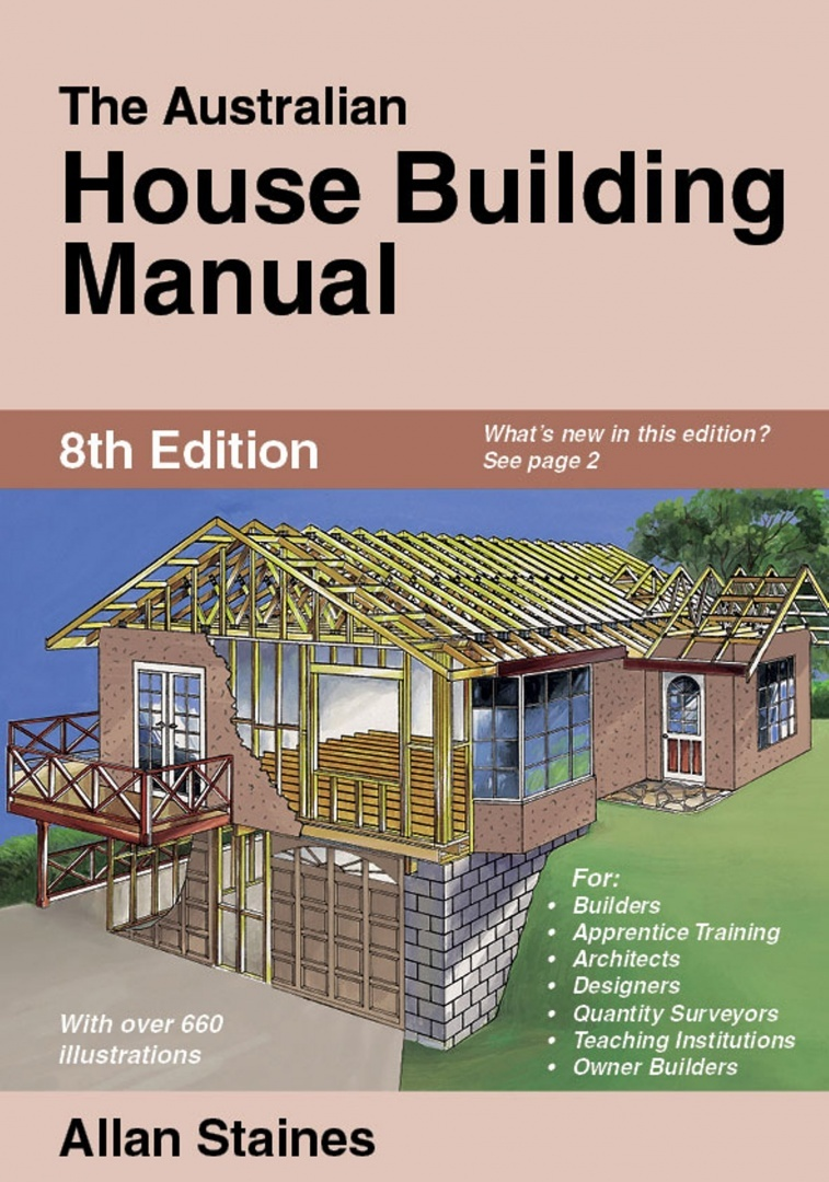 Wonderful Complete NSW House Building Specifications By Allan Staines, ISBN:  9781875217076
