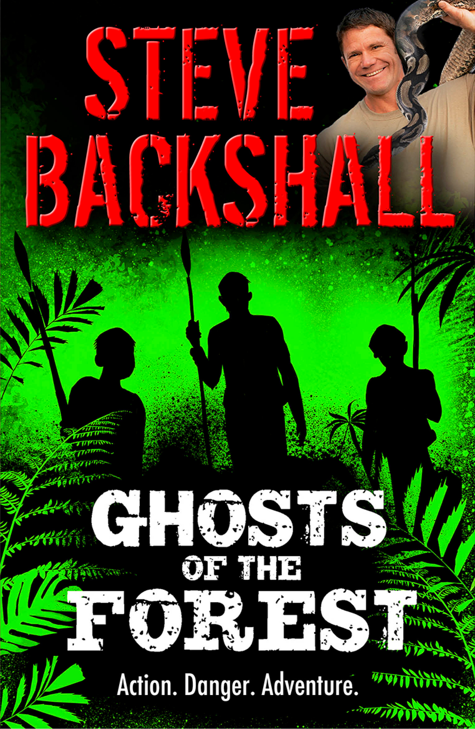 Ghosts of the Forest: The Falcon Chronicles 2