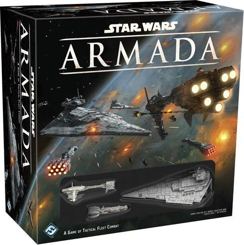 Star Wars: Armada Tabletop Miniatures Game by Fantasy Flight Games (Corporate Author), ISBN: 9781616619930