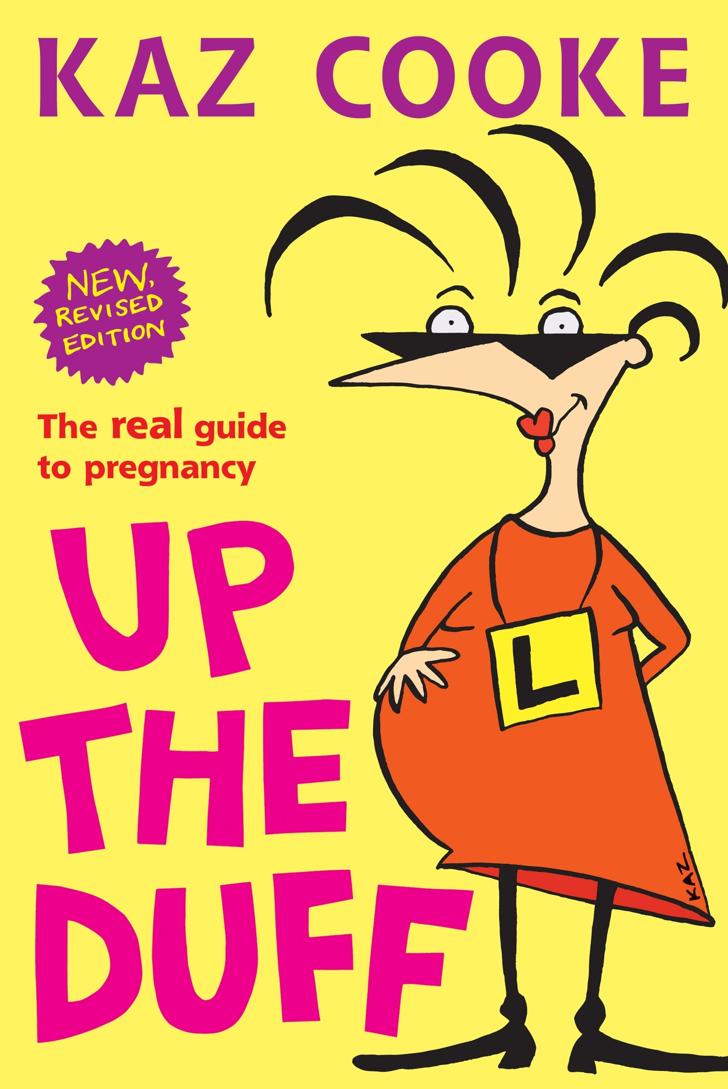 Up the Duff by Kaz Cooke, ISBN: 9780670072347