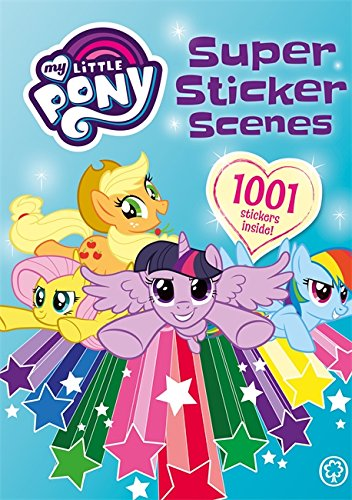 1001 Friendship Sticker Book: 1001 Stickers (My Little Pony)