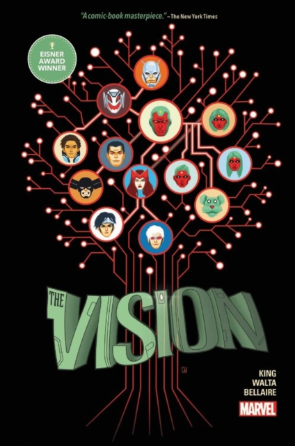 Vision Director's Cut by Tom King, ISBN: 9781302908539