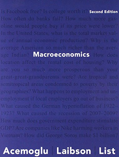 Macroeconomics Plus Myeconlab with Pearson Etext -- Access Card Package