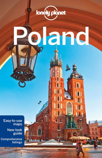 Lonely Planet PolandTravel Guide