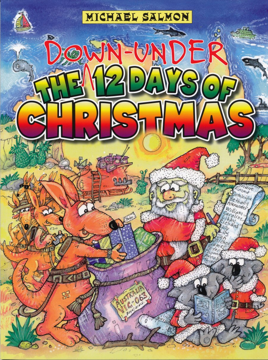 The Down-under 12 Days of Christmas