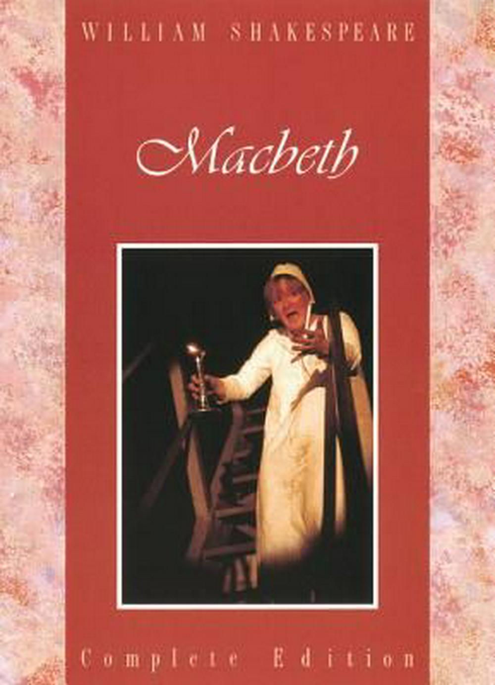 Macbeth by William Shakespeare, ISBN: 9780521786584