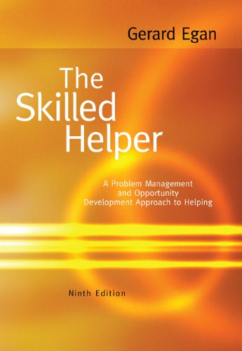 Bundle: The Skilled Helper, 9th + Exercises in Helping Skills
