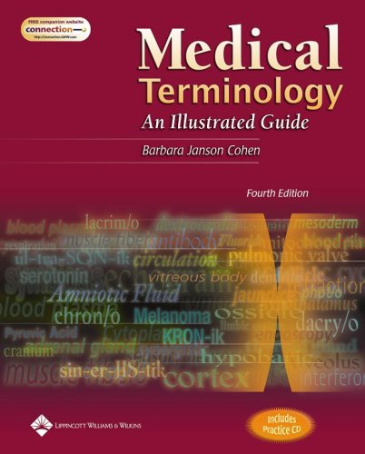 Medical Terminology: Plus Smarthinking Online Tutoring Service: An Illustrated Guide