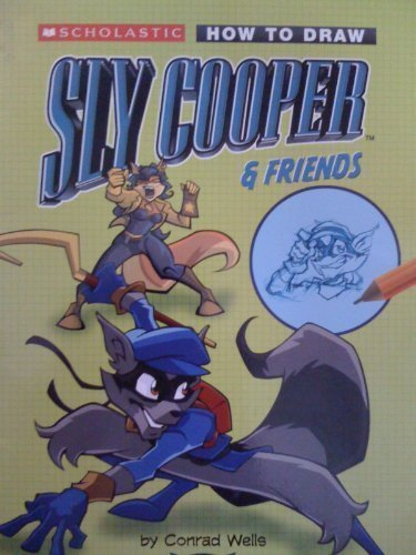 How to Draw Sly Cooper & Friends (2006 publication)