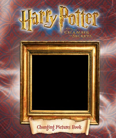 Harry Potter and the Chamber of Secrets: Changing Pictures Book