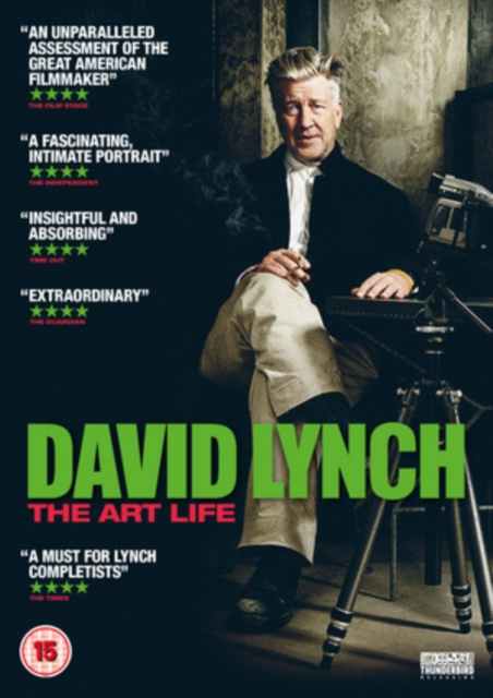 David Lynch - The Art Life [DVD] by Unknown, ISBN: 5060238032421