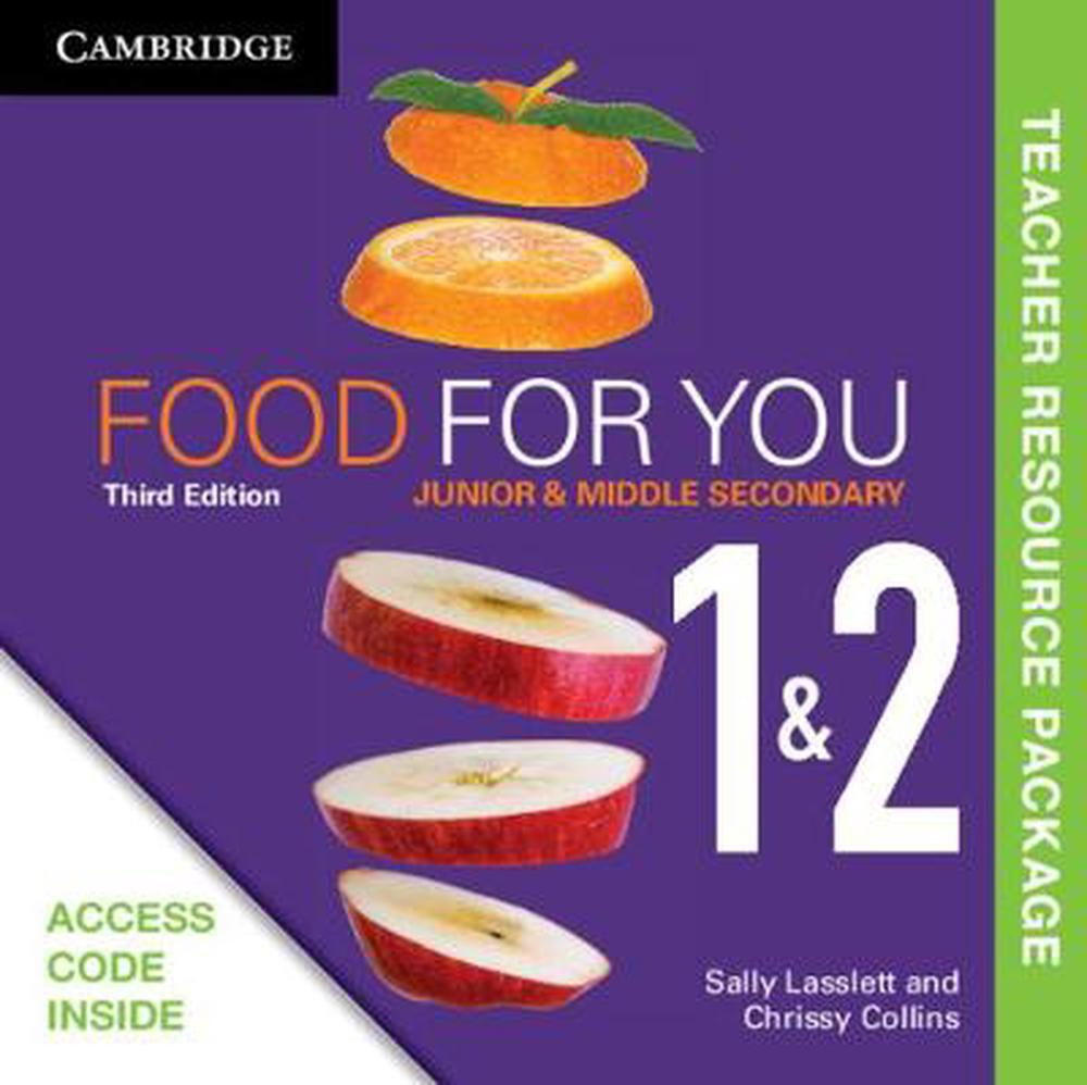 Food for You Books 1 and 2 Teacher Resource Package