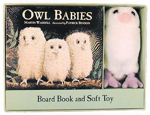 Owl Babies by Martin Waddell, ISBN: 9780763621575