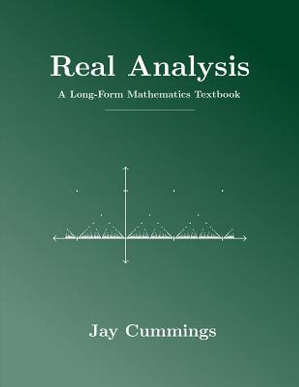 Booko: Comparing prices for Real Analysis: A Long-Form Mathematics